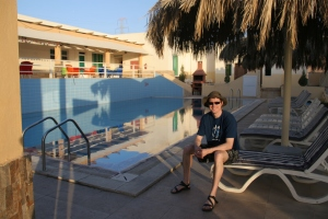 The Red Sea Dive Center - Our hotel in Aqaba