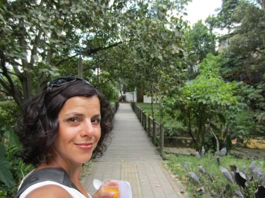 Park in Poblado