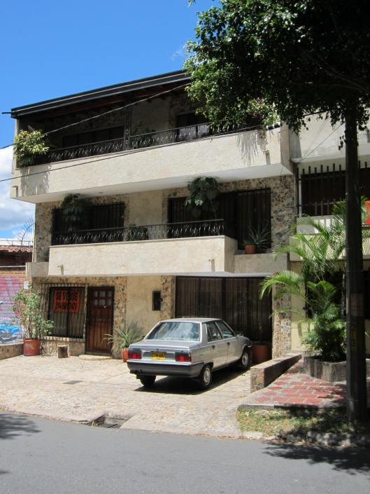 House where Pablo Escobar was shot