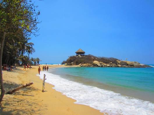 Beach at Cabo San Juan