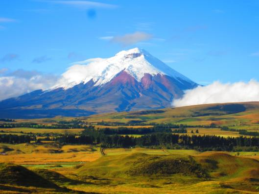 Beautiful Cotopaxi