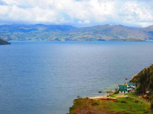 Beautiful Laguna Tota