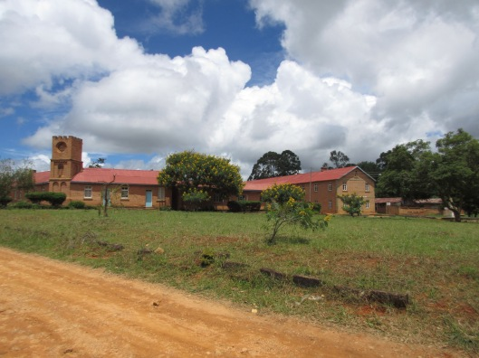 The Church at Livingstonia