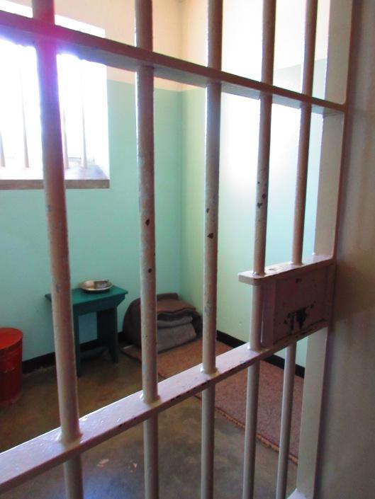 Mandela's cell