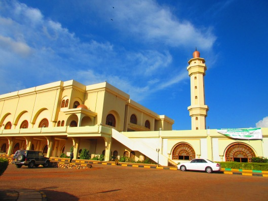 The Gadaffi Mosque