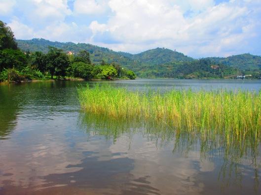 Another shot of Lake Kivu